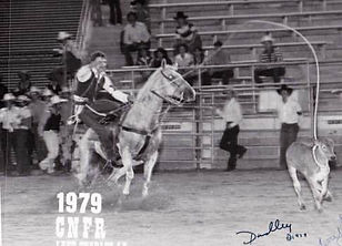 1979 College National Finals  Rodeo - Co