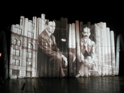 - Projection on Airtubes   (2)