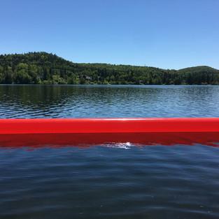 - Red Line at Traut Lake, Montreal  em 6