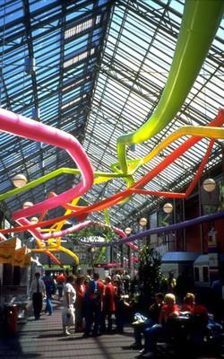- Glasgo Convention Center, Scotland