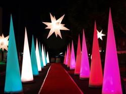 - Avenue of Cones