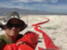 - Red Line - Salton Sea - Doron at work