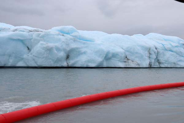 - Red Line Project - Knik glacier, Alask