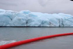 - Red Line Project - Knik glacier, Alask