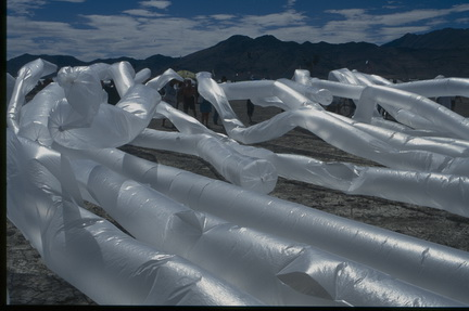 - Sculpting the Wind - Burning Man c  -