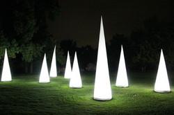 - Cones - Arboretum Gardens event