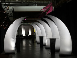 -  Tusks at TBWA-CHIAT-DAY event
