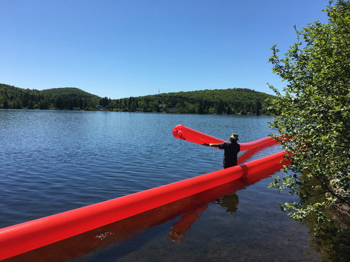 - Red Line at Traut Lake, Montreal  em 6