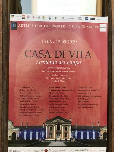 Villa Di Maser - Sign