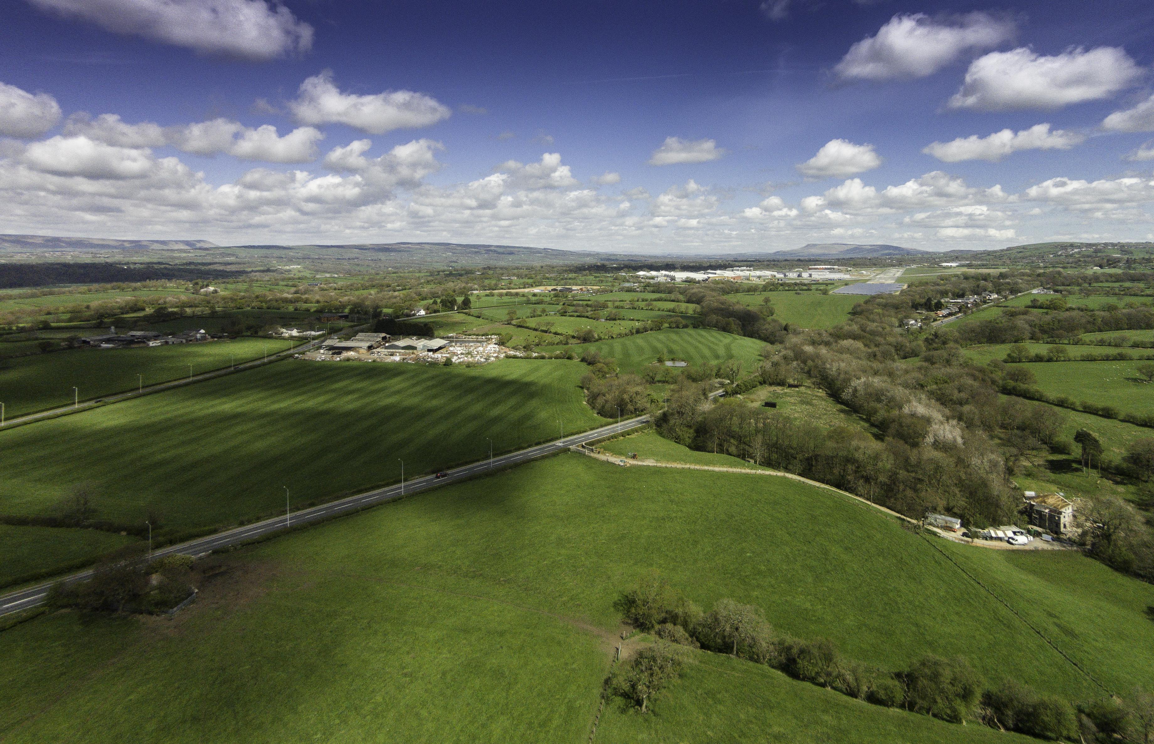 Samlesbury Lancashire