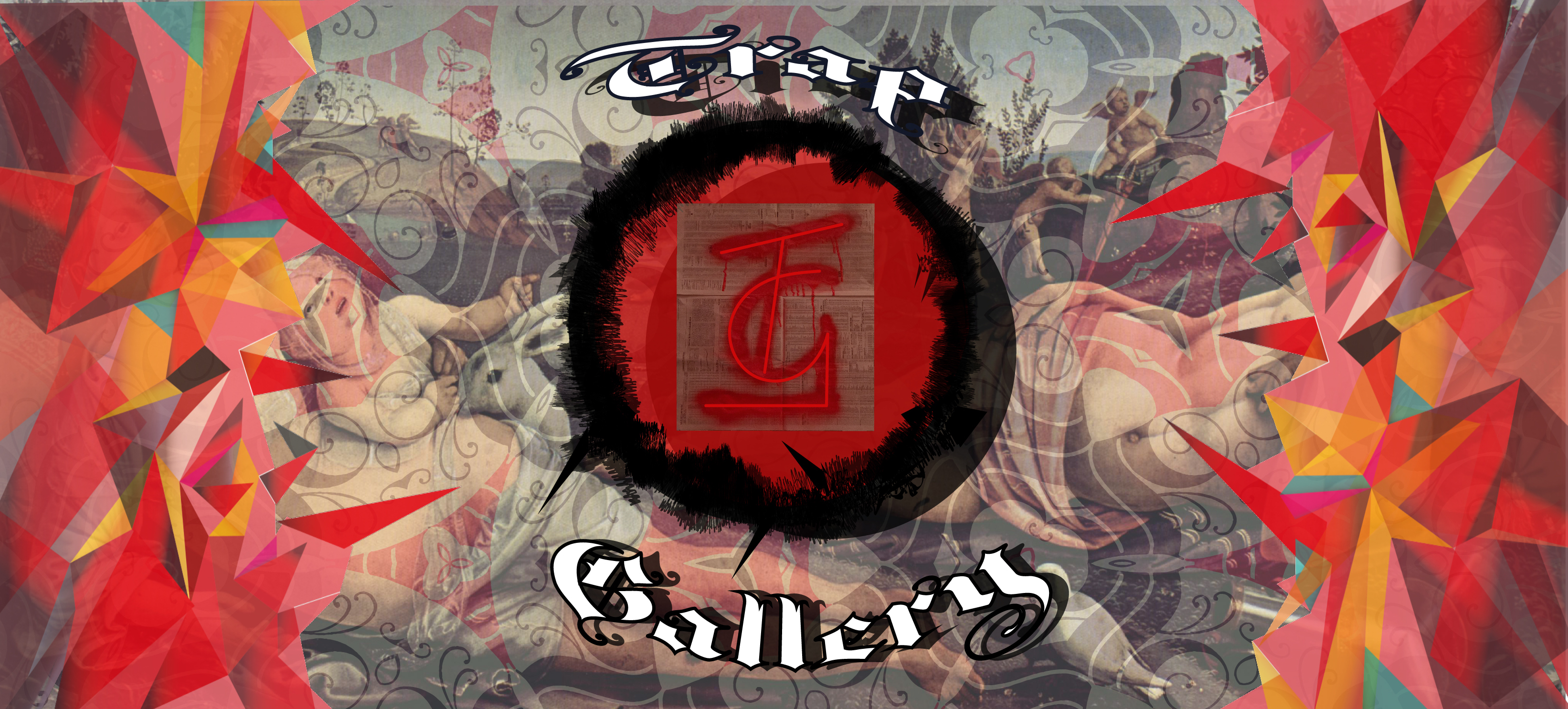 TRAP GALLERY BANNER