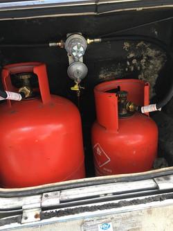 Gas safety regulator renewal