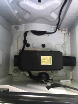 VW Crafter planar