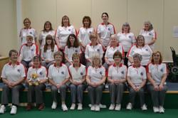 England Ladies Team