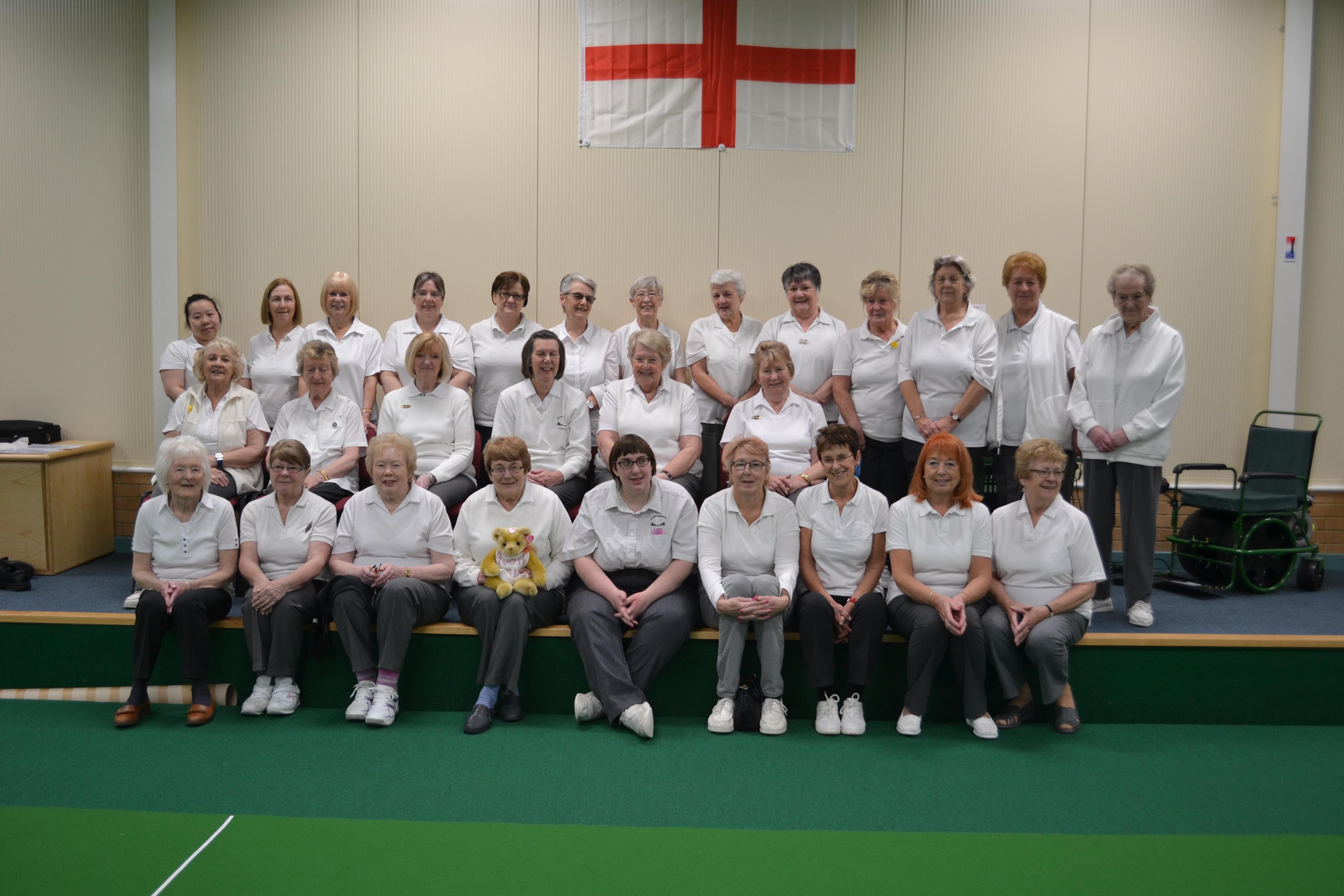 Avon Ladies Team