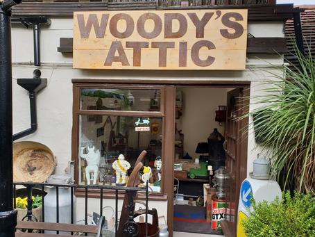 Woody's Attic - Unit 6