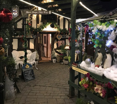 Winter Entrance