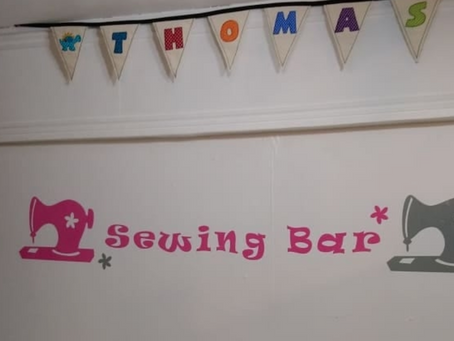The Sewing Bar - Unit 9