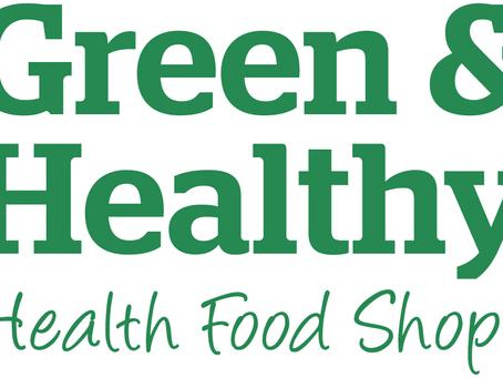 Green & Healthy - Units 3/4/S