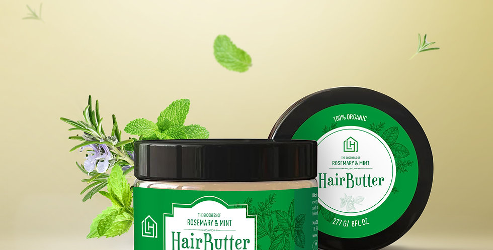 Hair & Scalp Butter