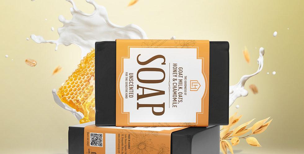 Goat Milk Soap Bars