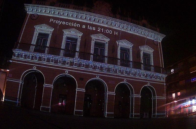 VideoMapping.Pro® Ayuntamiento de Irún