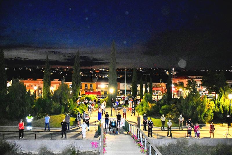 Ayuntamiento Arroyomolinos Covid19