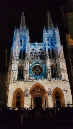 VideoMapping.Pro Catedral de Burgos