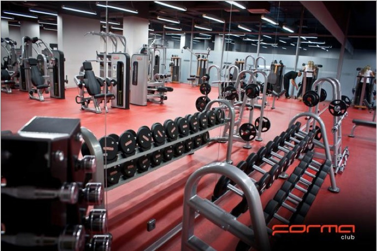 FORMA Fitness Kosice_2