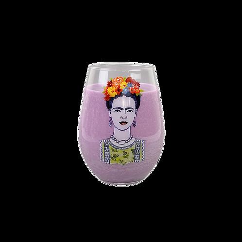 ms frida in lilac