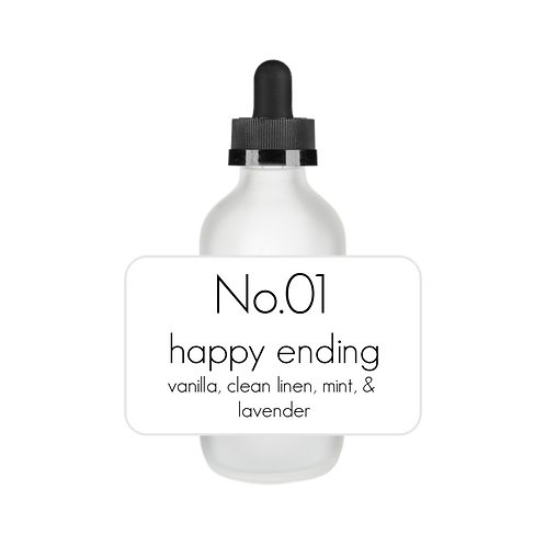 no. 01 happy ending