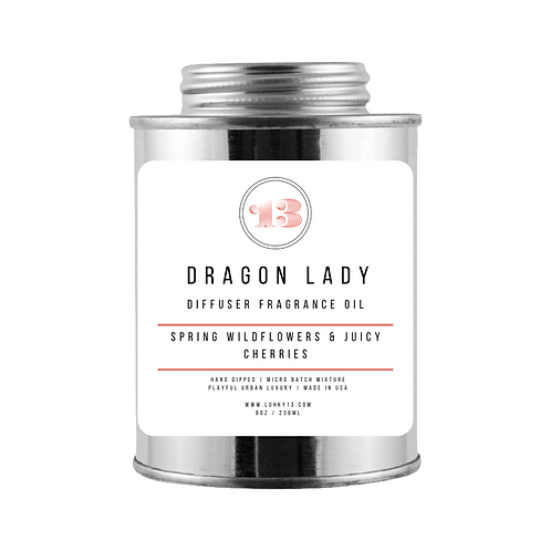 dragon lady diffuser oil refill