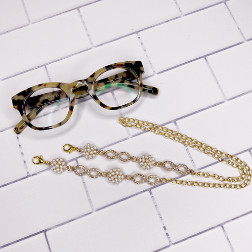 forever pearl accessory chain