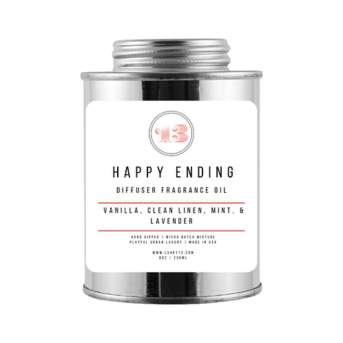 happy ending diffuser oil refill