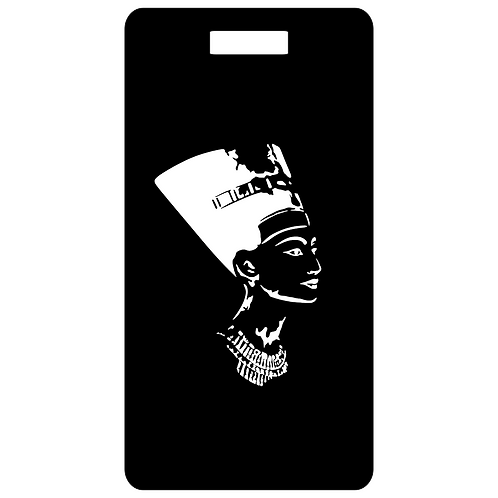 the queen bag and luggage tag