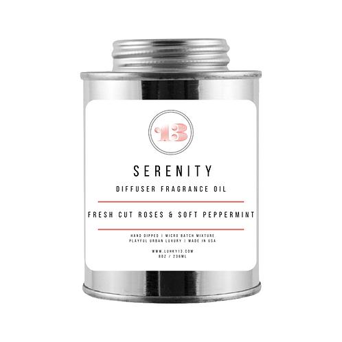 serenity diffuser oil & refill