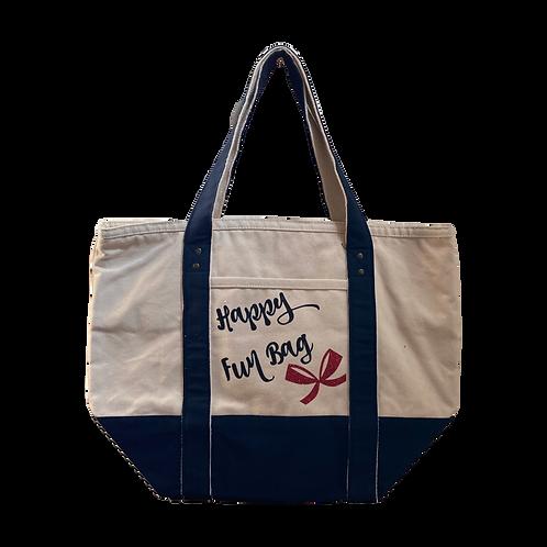 happy fun bag big ass tote bag