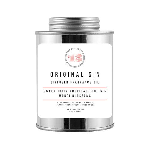 original sin diffuser oil refill