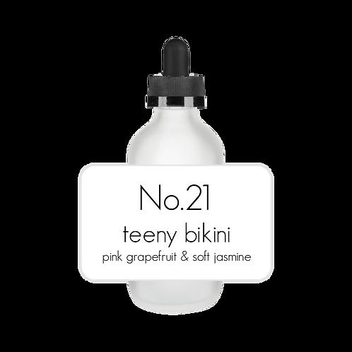 no. 21 teeny bikini