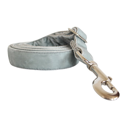 Fog Velvet Leash