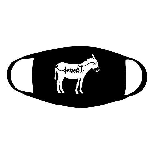 smart ass cotton face mask