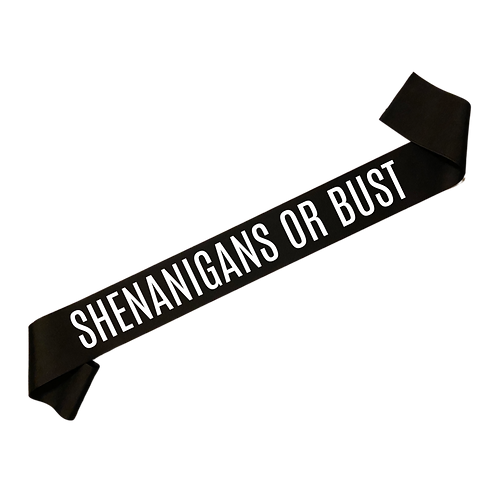 shenanigans or bust