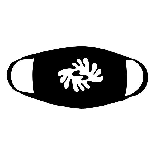 adrinkra peace cotton face mask