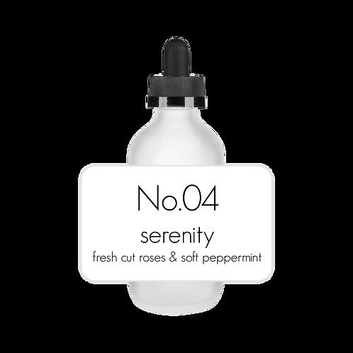 no. 04 serenity