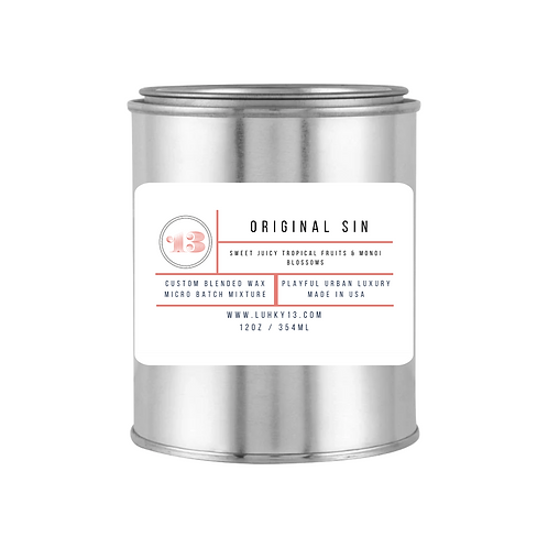 original sin scented candles