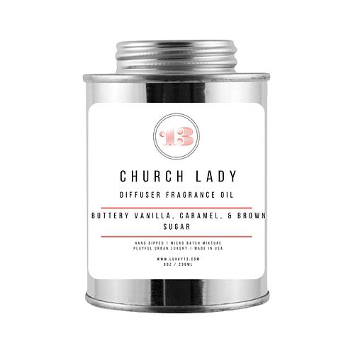 church lady diffuser oil & refill
