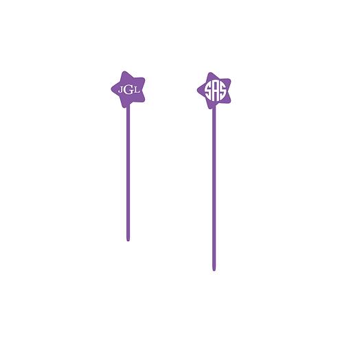 starstruck fo' swizzle stick - 6 pack