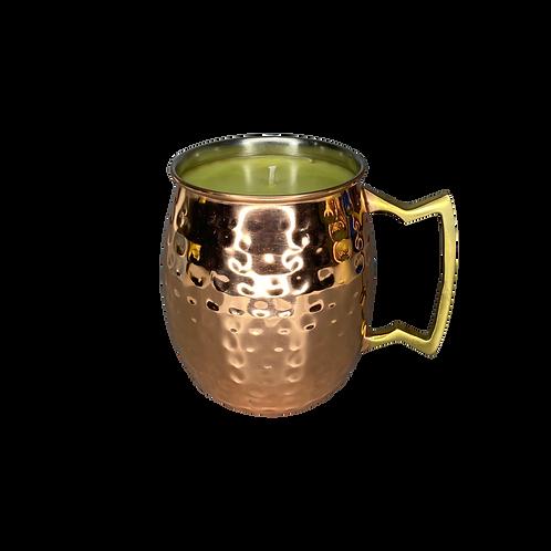 slow sip copper mug
