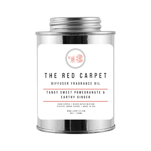 the red carpet diffuser oil refill