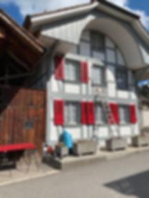 Neue Alu-Fensterläden in Steffsiburg